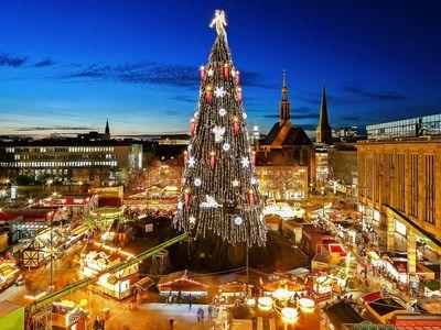 Dortmund Weihnachtsmarkt.Adventliche Busreise Zum Weihnachtsmarkt Nach Dortmund