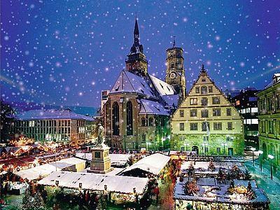Stuttgart Weihnachtsmarkt.Tagesausflug Zum Weihnachtsmarkt In Stuttgart