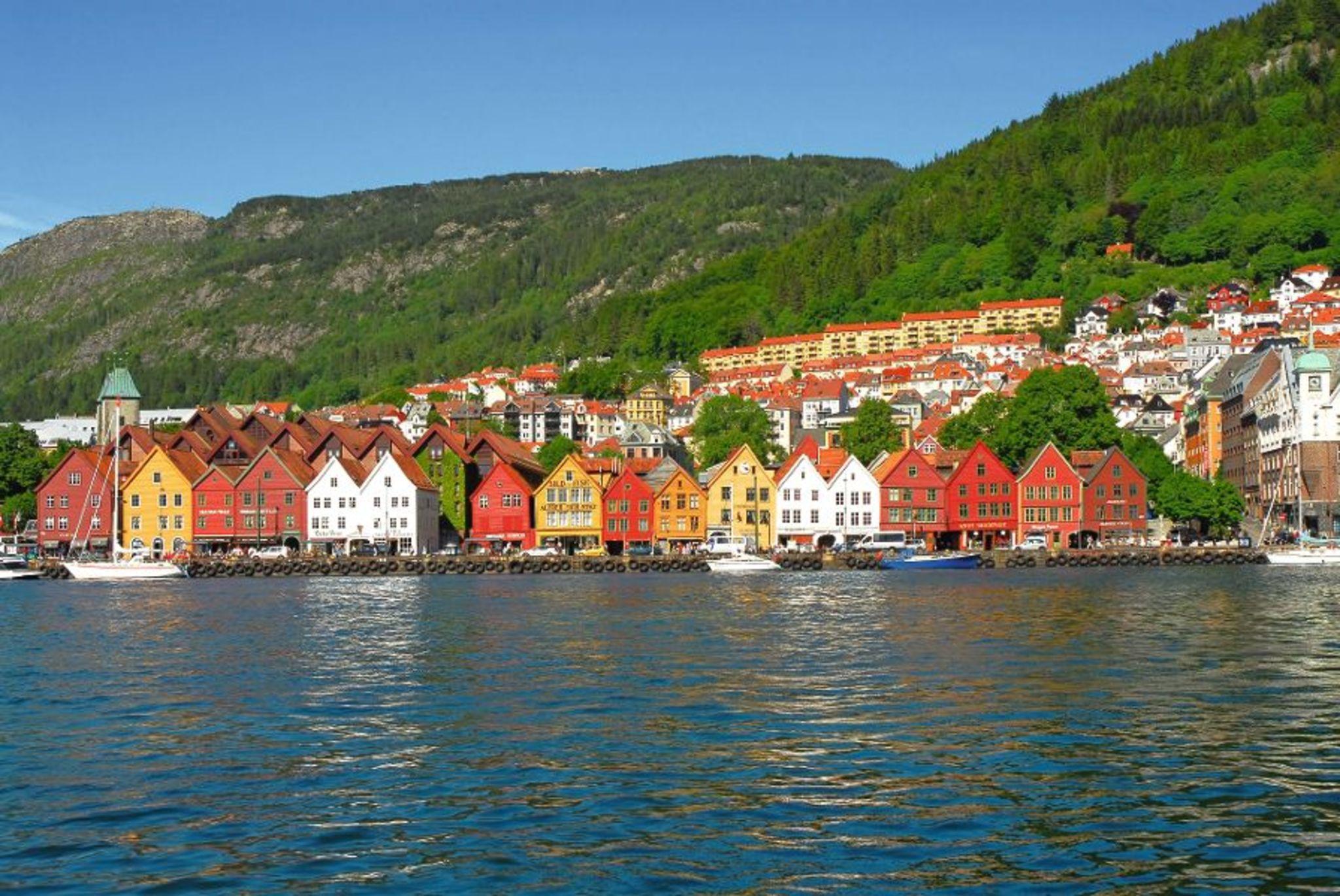 Nordkap Mit 5 Tagen Hurtigruten Kreuzfahrt Skandinavien