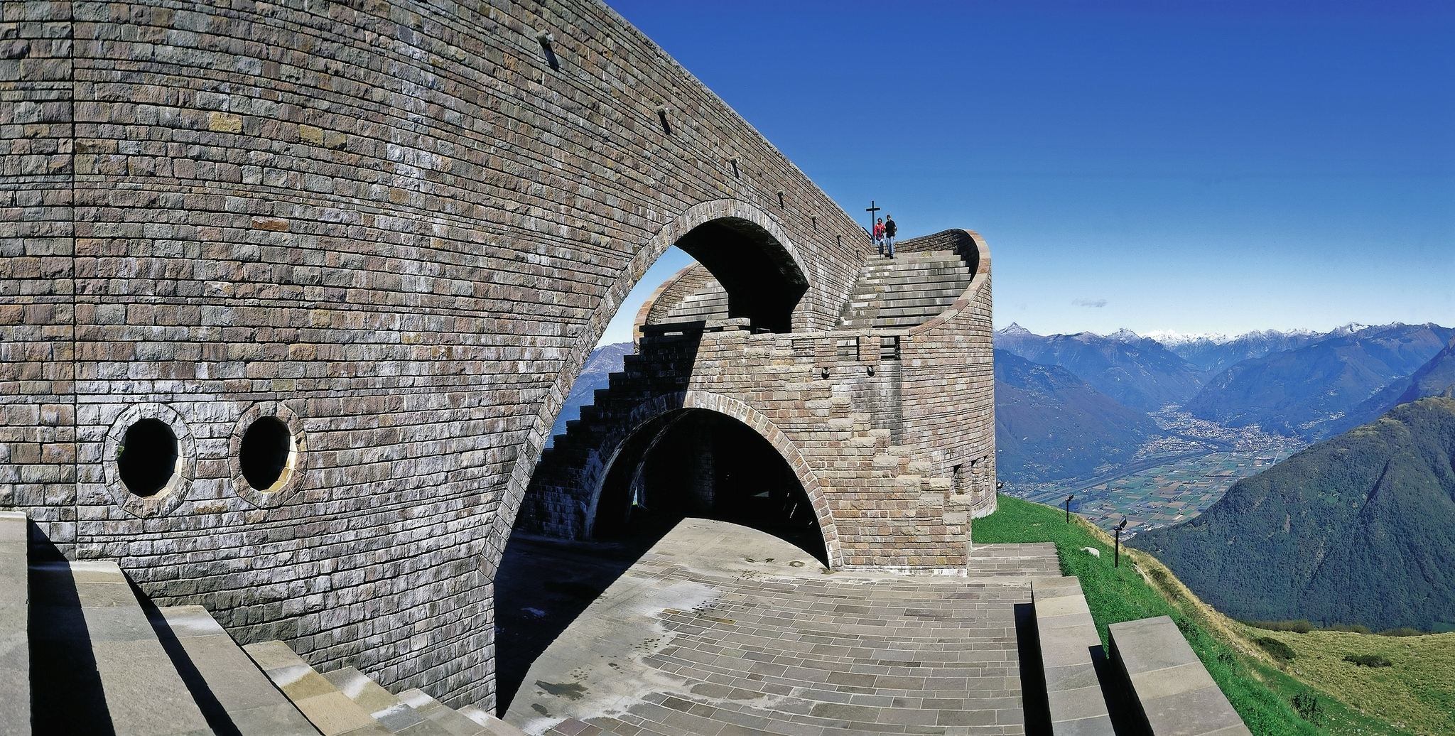 Monte Tamaro (Гора Монте Тамаро), Швейцария